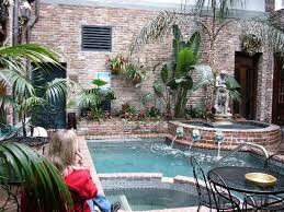 The Courtyard at the Quarter House